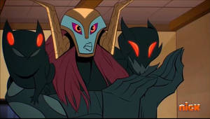Baron Draxum (The Evil League of Mutants)
