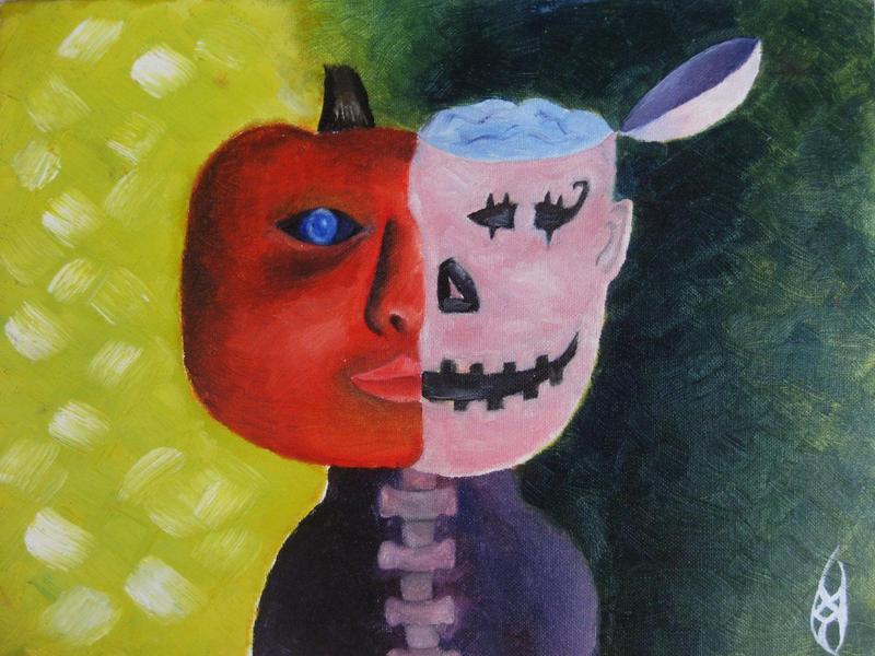 Engaging Oddity by halloweenkid