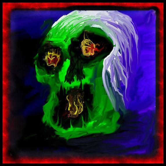 soul receiver by halloweenkid