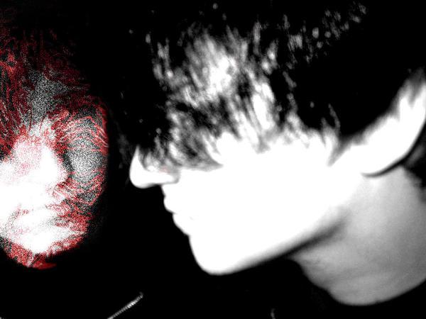 meet me in the mirror by halloweenkid