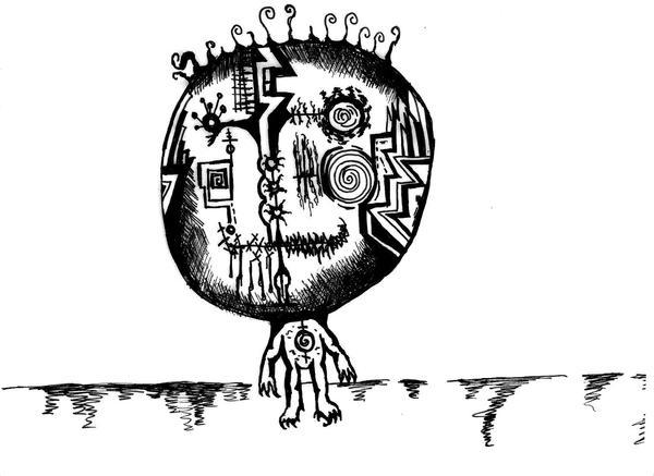 mechanical child by halloweenkid