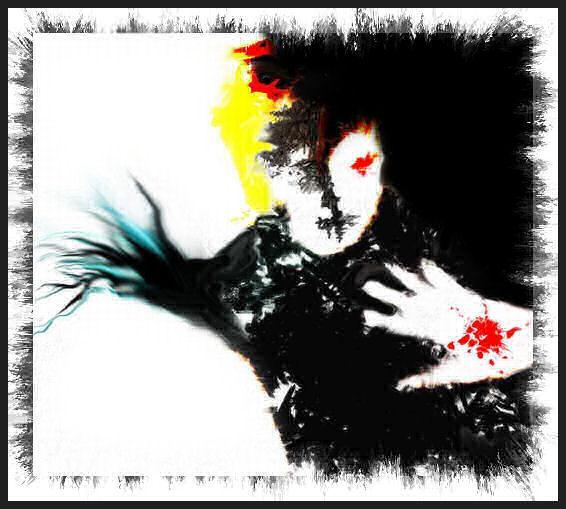 splatter of useless matter by halloweenkid
