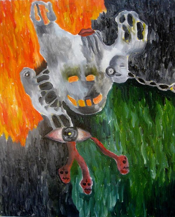 Tragic Kingdom by halloweenkid
