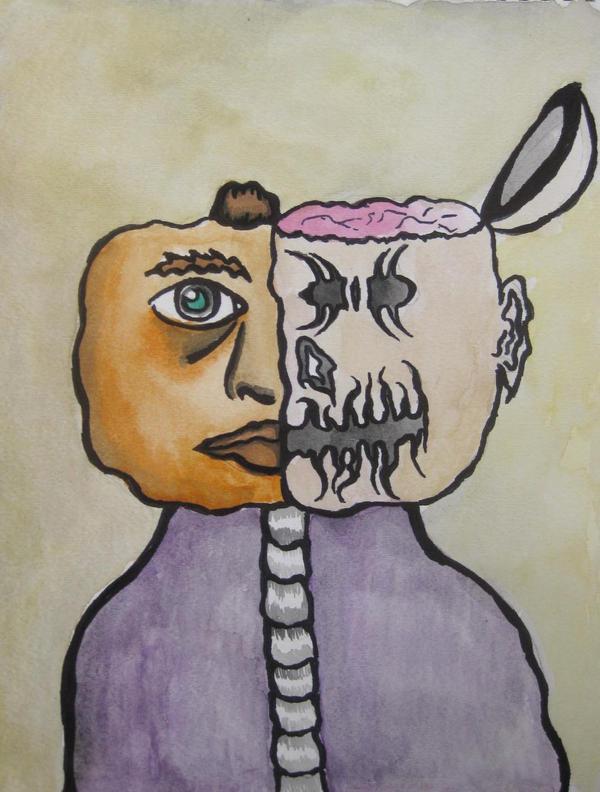 Engaging oddity phase III by halloweenkid