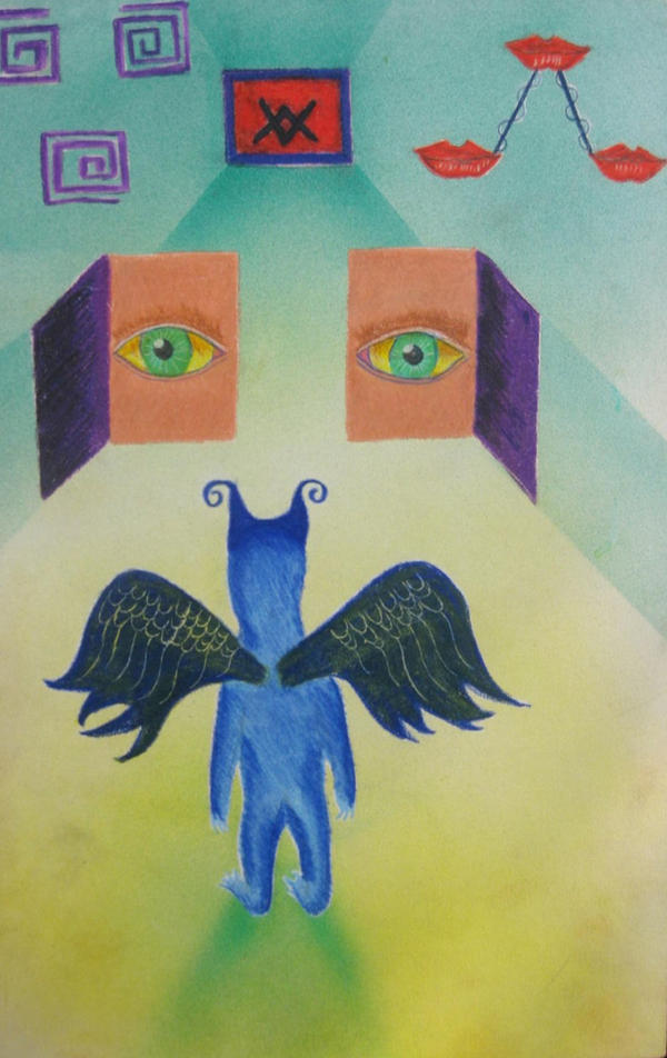 Lucid Dream by halloweenkid
