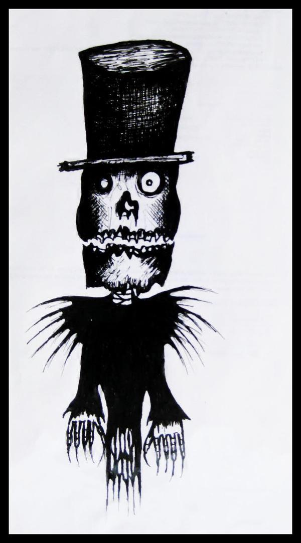 Top hat full of tricks by halloweenkid