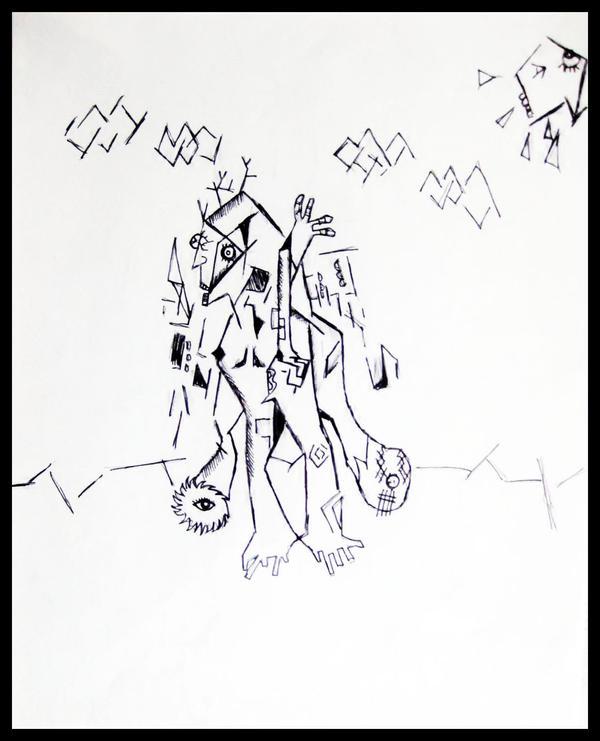 Jigsaw by halloweenkid