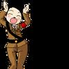 Hitler Caramel Dansen by xAzumix