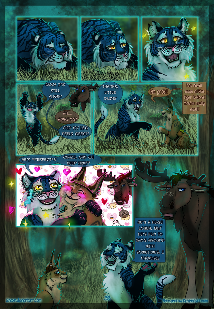 The Last Aysse: Page 38 by Enaxn