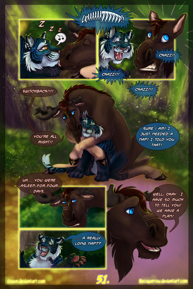 The Last Aysse: Page 51 by Enaxn