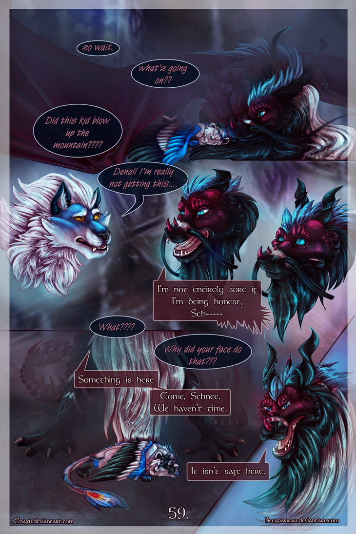 The Last Aysse: Page 59 by Enaxn