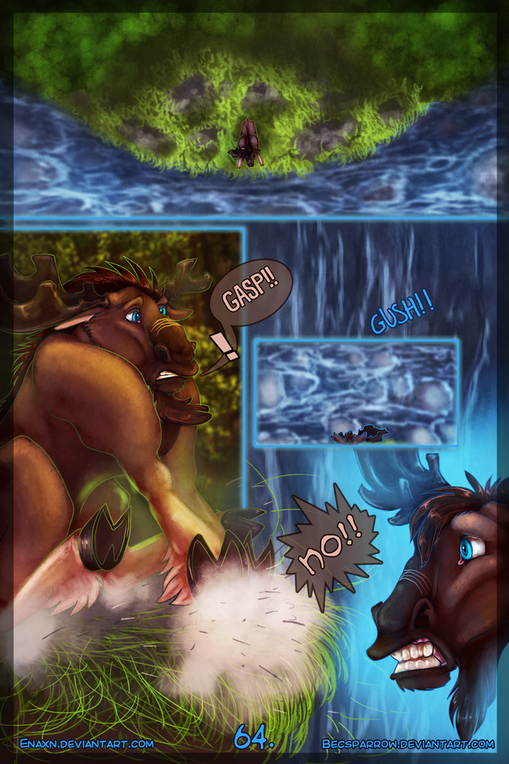 The Last Aysse: Page 64 by Enaxn