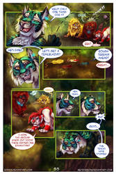 Silva Magna: Page 55 by Enaxn
