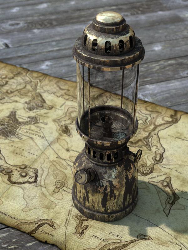 Lamp by Furumaru