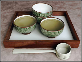 Asian Tea Set by Furumaru