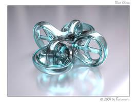 Blue Glass by Furumaru