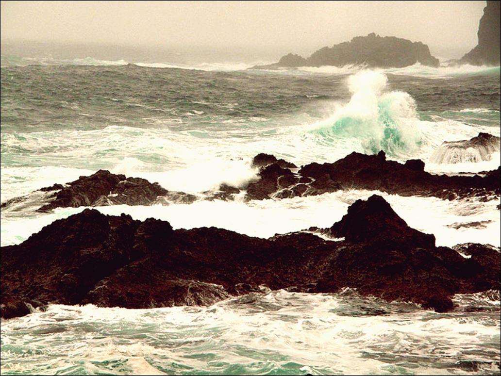 Heawy Storm Weather In Arcipelago by eskile