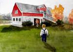 The Farmers Boy  by eskile