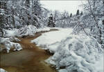 The Snow Melting Away After The Storm On January 2 by eskile