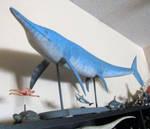 Lilstock Shastasaurus by modelnut