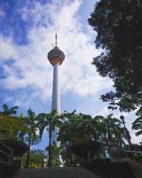 Kuala Lumpur Tower by ZilPi