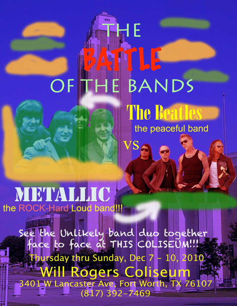 The Battle of the Bands