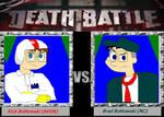Death Battle - Geeky Buttowski Battle