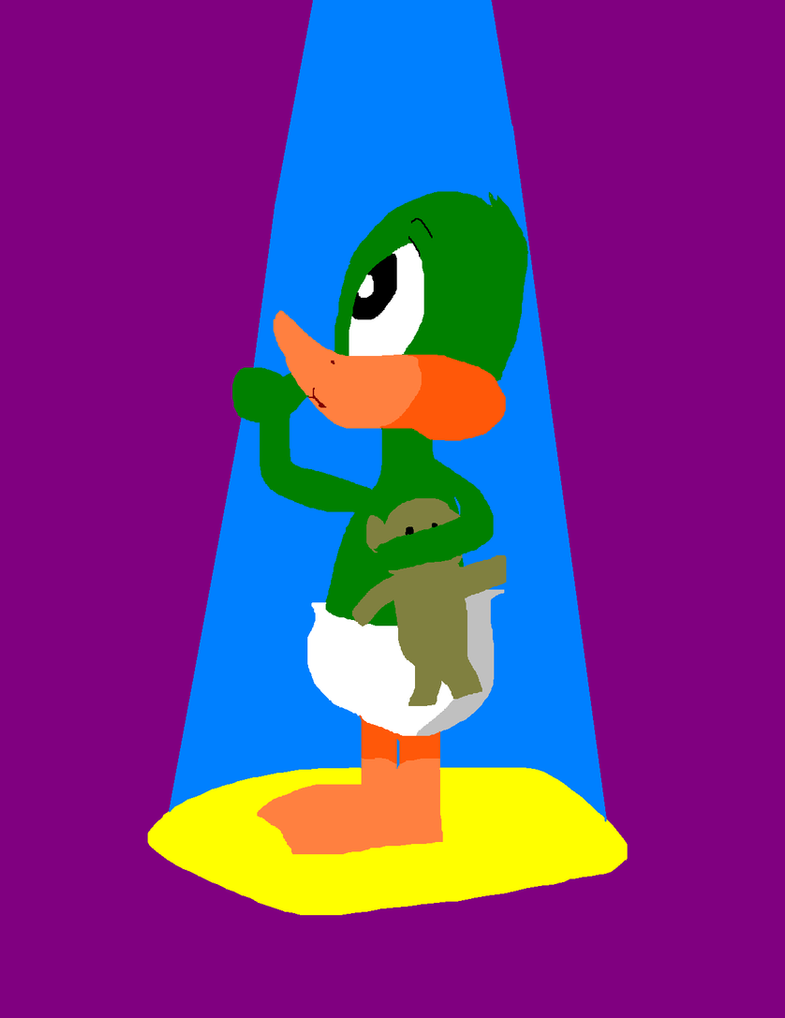 Baby Plucky by TXToonGuy1037 on DeviantArt  Baby Plucky by ...
