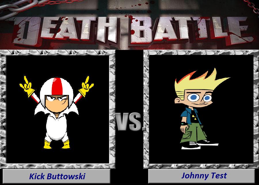 Kick Buttowski Vs Johnny Test By
