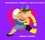 Kick Buttowski - Kindall DTWE 5 Years