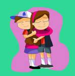 Gravity Falls - Siblings Forever