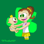 The Loud House - Luan  Lily