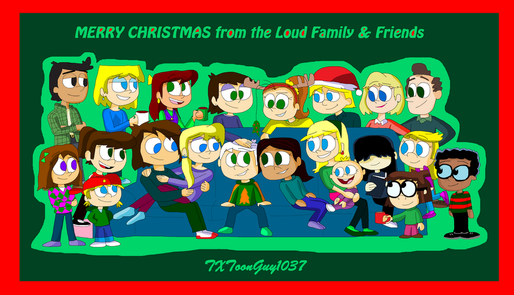 The Loud House - A Loud Buttowski Christmas by TXToonGuy1037 on ...