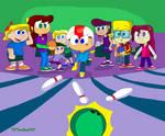 Kick Buttowski - Kick Bowling-ski