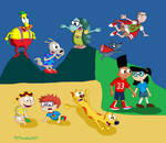 Nicktoons - Imagination Hut Sut Raw by TXToonGuy1037