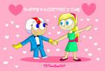 Kick Buttowski - Kindall - Valentine Waltz