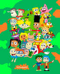 Nicktoons - Good ol Nickelodeon - 90s