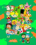 Nicktoons - Good ol Nickelodeon - 90s