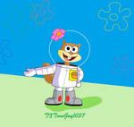 SpongeBob SquarePants - Sandy Cheeks by TXToonGuy1037
