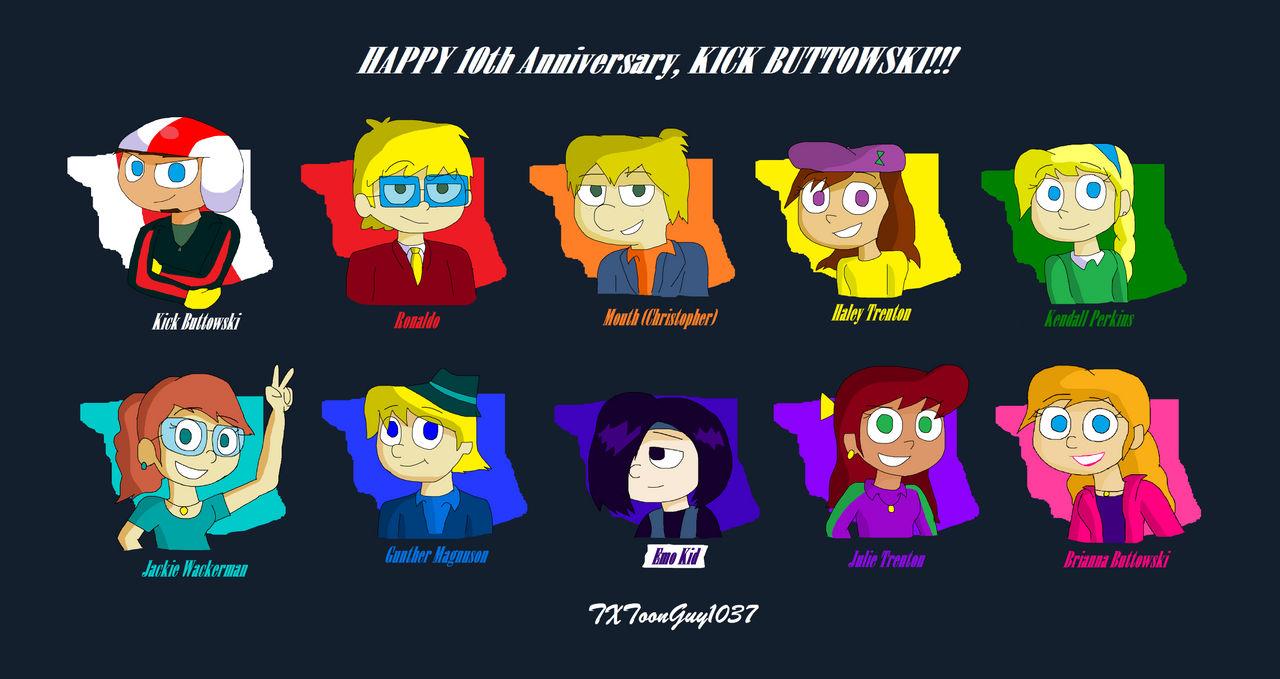 Kick Buttowski - KB 10th Anniversary