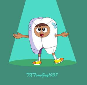 Amphibia - I'm A Tooth