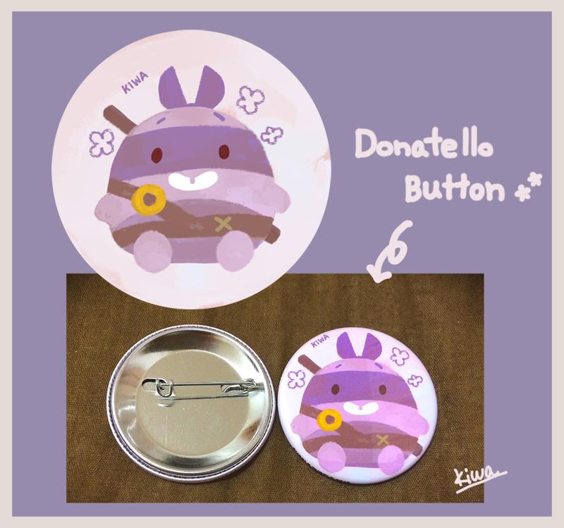 Donatello Botton by 07kiwa
