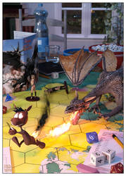 Augmented Reality Roleplaying Games, The Danger of by REK-3D