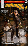 Salvage Girl Issue 1 by REK-3D
