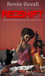 Redshift Book Cover