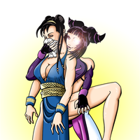 Juri's Queen Sleeps the Day Away by lulow