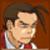 Apollo Justice nervious - emoticon