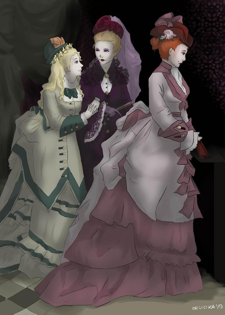 Three Graces by orliczka