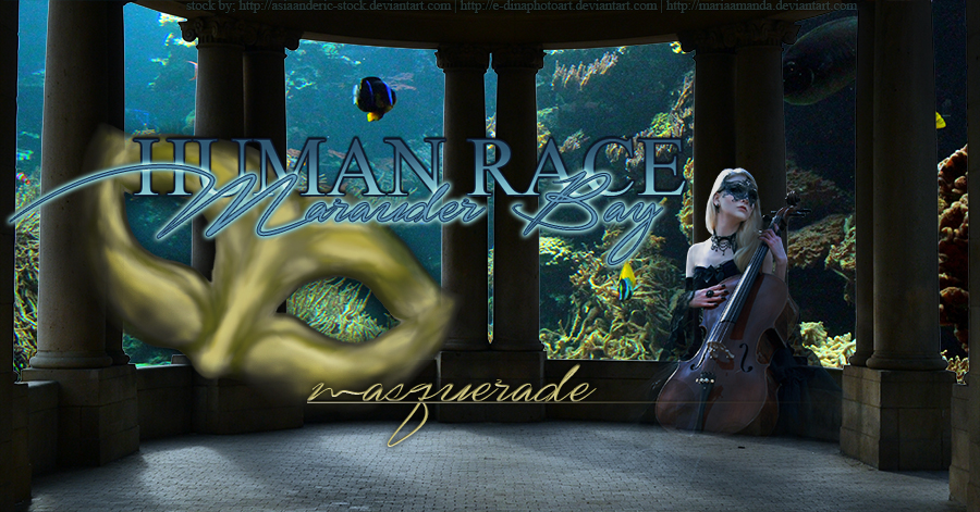 HRMB masquerade by RestlessInferno