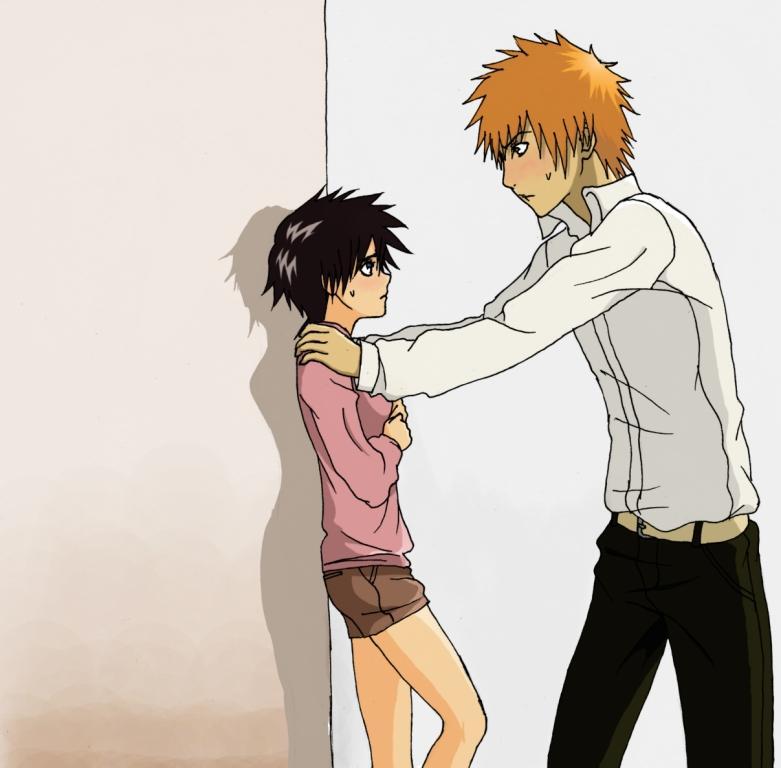 Ichi and Tatsuki by BloodLilium